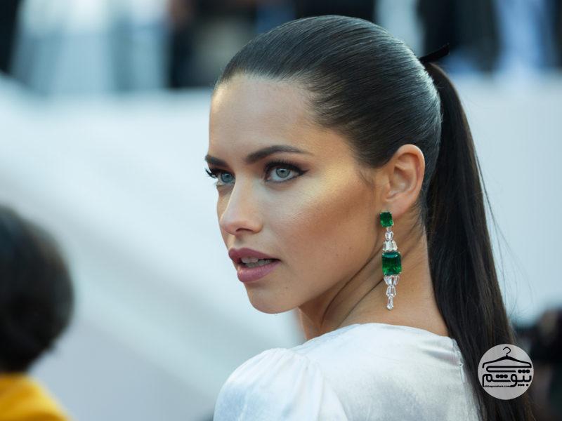«آدریانا لیما»، راز زیبایی و تناسباندام مدل مشهور