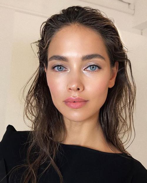 آرایش زیبای صورت