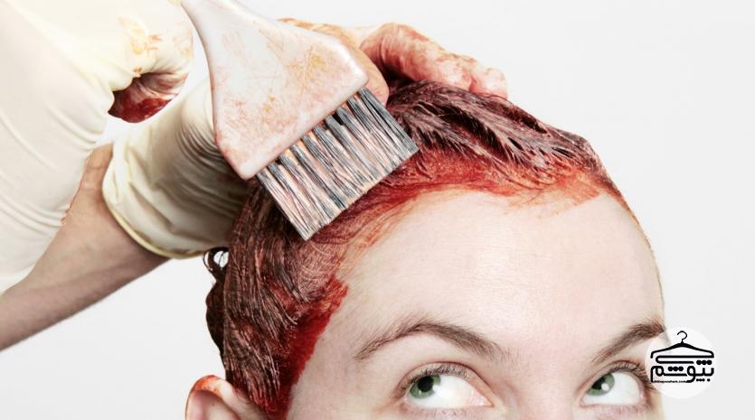 ماسک موهای طبیعی برای موهای آسیب دیده