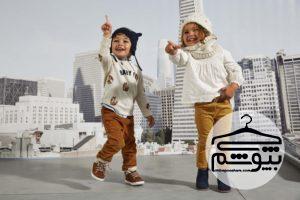ترندهای پاییزی برای لباسهای بچهگانه