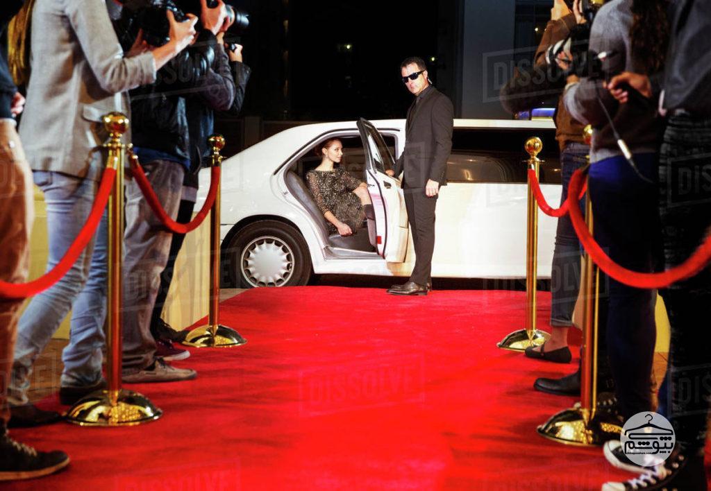 استایل داغ ستارههای هالیوود روی فرش قرمز