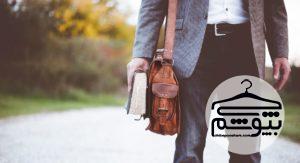 خرید انواع کیف مردانه برای خوشاستایلها