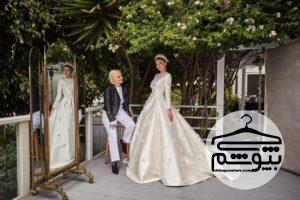 جذابترین لباسهای عروس میان ستارهها