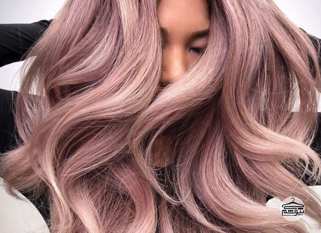 رنگ موهای ترند شده و پرطرفدار پاییز ۲۰۱۹