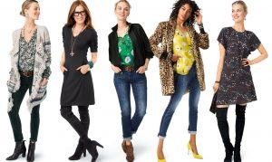رنگهای مناسب لباسهای زمستانی را بشناسید