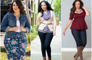 ترفندهای ساده برای لاغرتر نشان دادن خانمها