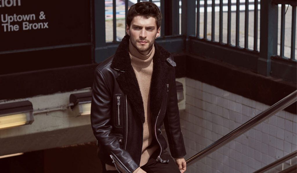 راهنمای پوشیدن یقه اسکی برای آقایان