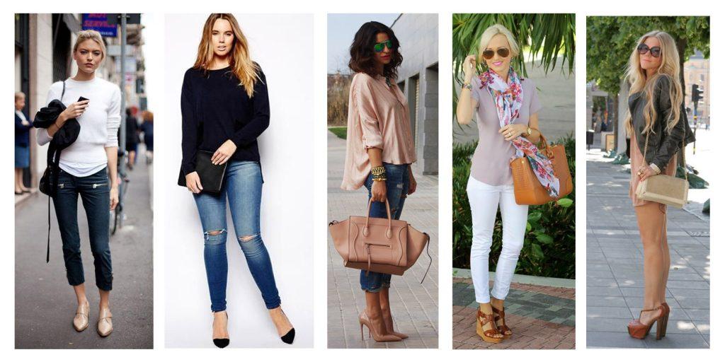 چطور لباس بپوشیم که قدبلندتر بهنظر برسیم؟