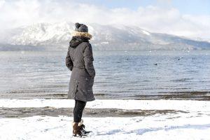 چند توصیه مهم برای استایل روزهای برفی بانوان
