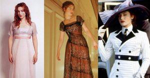 بررسی لباسهای جذاب شخصیت رز در فیلم سینمایی تایتانیک