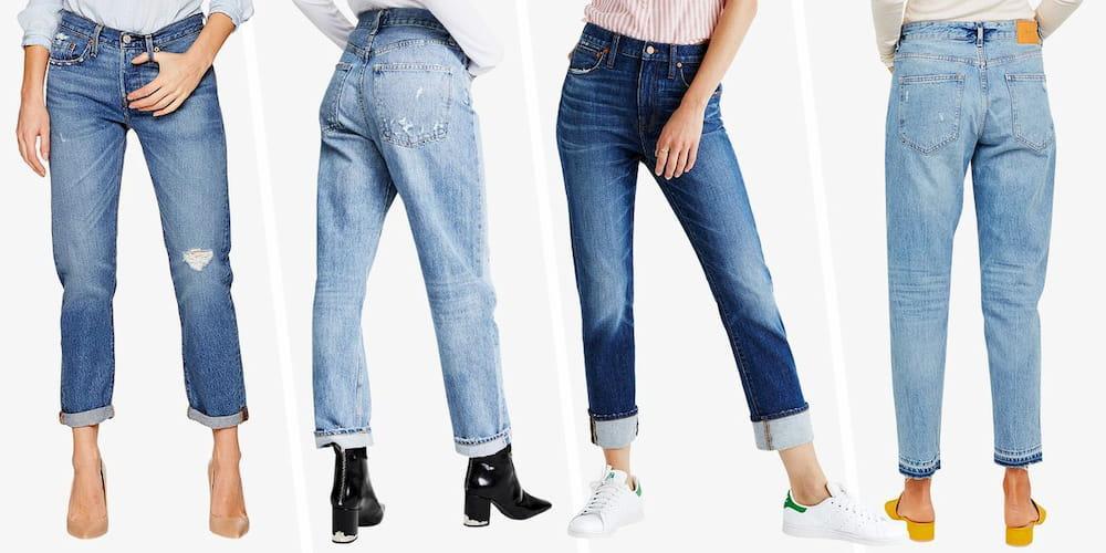 انواع شلوار جین زنانه و کاربردشان را بشناسید