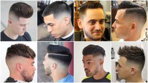 انواع مدل موی مردانه بر اساس فرم صورت