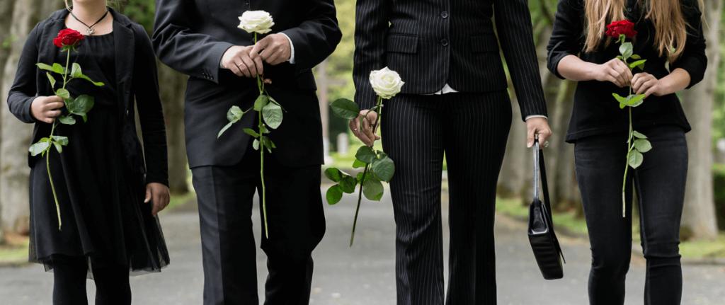آنچه باید درباره پوشش مراسم ترحیم بدانید