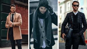 چند استایل زمستانی مردانه را باهم ببینیم!