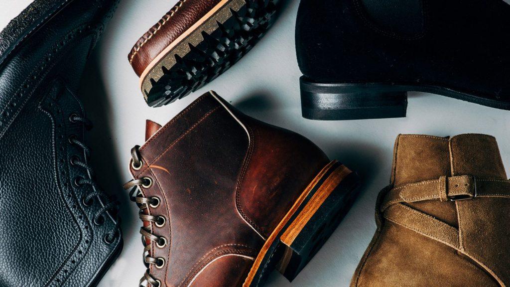 انواع کفش مردانه ترند ۲۰۲۰