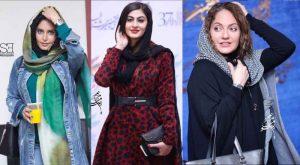 لباسهای عجیبوغریب بازیگران ایرانی در جشنوارهها