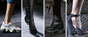 کفشهای زنانه ترند سال ۲۰۲۰