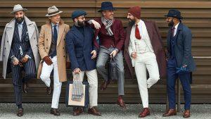 استایلهای مناسب مردانه برای کلاههای مختلف