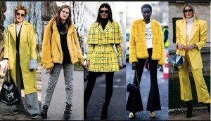 رنگ زرد را با چه رنگهایی ست کنیم؟