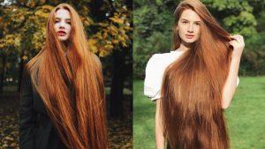 چگونه موهایی مثل راپونزل داشته باشم؟ (راز راپونزل شدن)