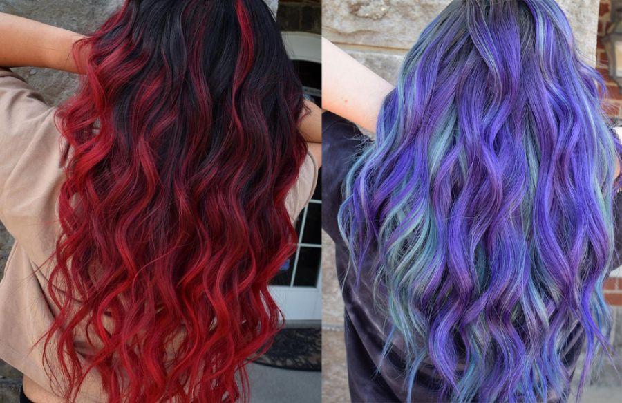 رنگ مو فانتزی؛ روش های رنگ کردن و مراقبت + پیشنهاد خرید