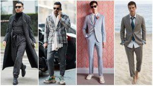 بهترین رنگها برای لباس مردانه کدامند؟