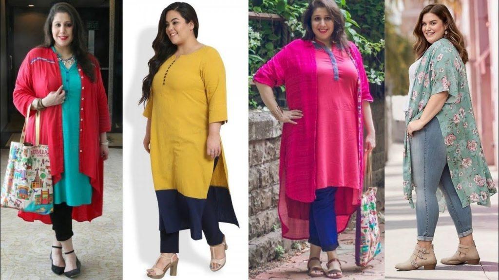 خانمهایی که شکم بزرگ دارند، چگونه لباس بپوشند؟