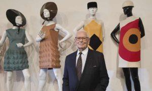 پیر کاردین، طراح لباس معروف از تولد تا مرگ