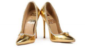 گرانقیمتترین کفشهای دنیا!