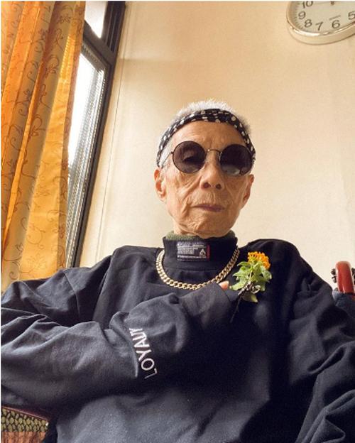 مون لین مسن ترین فشن بلاگرهای اینستاگرام