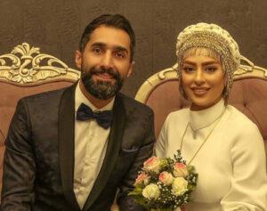 لباس عروس سلبریتی های ایرانی