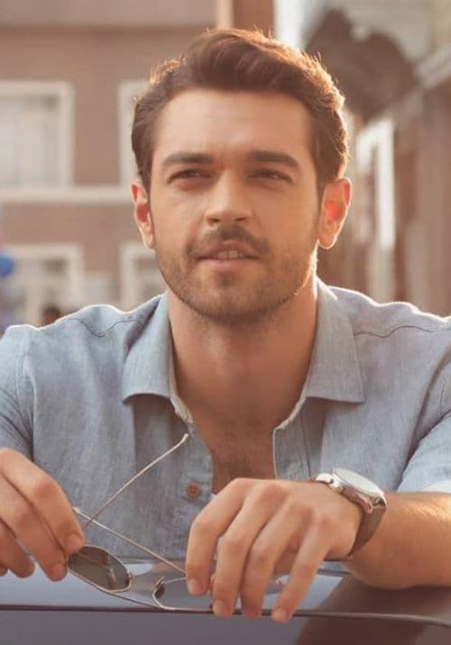جذاب ترین بازیگران مرد ترکیه