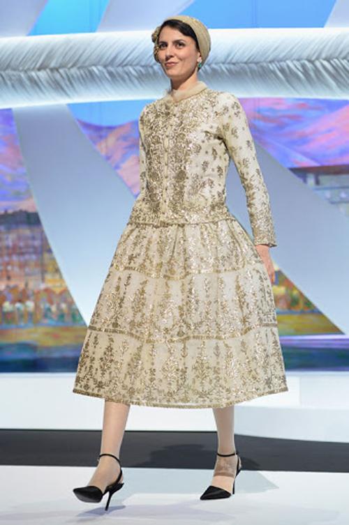 لباس بازیگران ایرانی در جشنواره کن