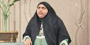 پوشش زنان ایرانی در دوره های مختلف تاریخ