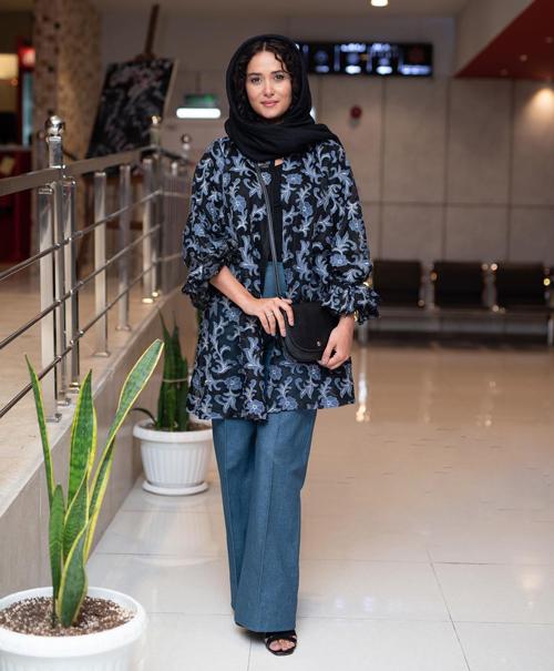 لباس پریناز ایزدیار